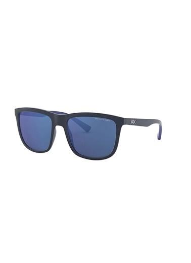 Armani Exchange  Gözlük Erkek Gözlük 0Ax4093S 829555 56 Lacivert